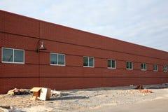 Suburban office building Stock Photo