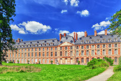 Suburban Residence of the France Kings . Royalty Free Stock Image