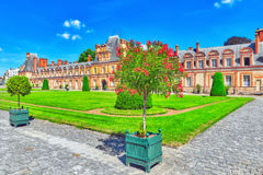 Suburban Residence of the France Kings . Stock Images