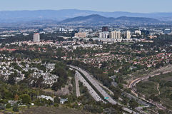 Suburban San Diego, California Stock Photos