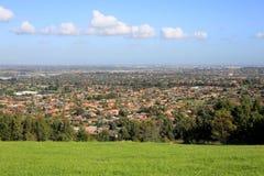 suburbia Fotos de archivo