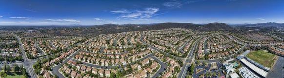 suburbia Imagen de archivo