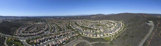 suburbia Imagens de Stock