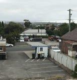 suburbia Imagem de Stock Royalty Free
