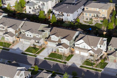 Suburbia Royalty Free Stock Images