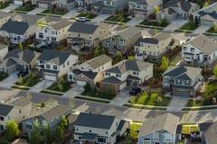 Suburbia Stock Image