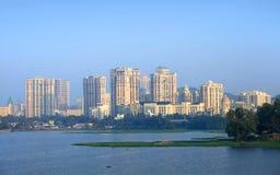 Suburbio de Powai en Bombay Imágenes de archivo libres de regalías