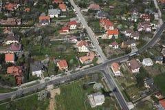 suburbios Fotos de archivo libres de regalías