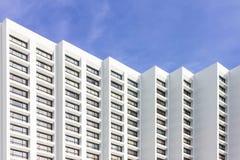 Suburbios de los hoteles del descuento Imagen de archivo libre de regalías