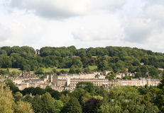 Suburbs of Bath. Stock Photography