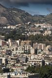 Suburbs of Messina Sicily Royalty Free Stock Photos