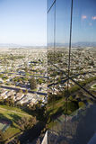 Suburbs Reflected in Building Stock Images