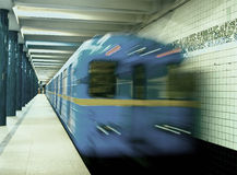 Subway Stock Image