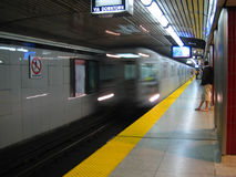Subway Stock Photography