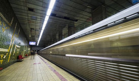 Subway Royalty Free Stock Images