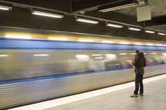 subway Στοκ Φωτογραφίες