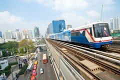 Subway in Bangkok Royalty Free Stock Photography