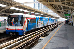 Subway in Bangkok Royalty Free Stock Photos