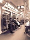 Subway in Berlin Royalty Free Stock Photos