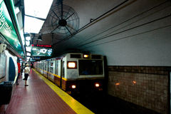 Subway in Buenos Aires, Argentina. Royalty Free Stock Photography