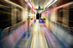 Subway Car Royalty Free Stock Photos