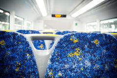 Subway carriages Stock Photography
