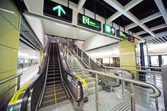 Subway elevator Stock Photography
