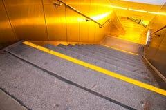 Subway entry Stock Photos
