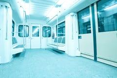 Subway inside Stock Images