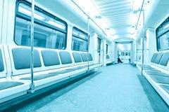Subway inside Royalty Free Stock Images