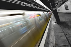 Subway in new york Royalty Free Stock Photo