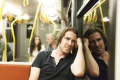 Subway Passanger Royalty Free Stock Images