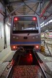 Subway repair depot Stock Images