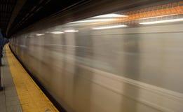 Subway. Royalty Free Stock Photo