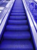 Subway stairs Royalty Free Stock Photo