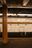 Subway Station. Platform stock images