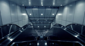 Subway Station Royalty Free Stock Image