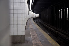 Subway Station Stock Image