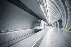 Subway station interior Royalty Free Stock Images
