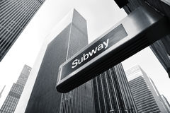Subway Stock Photo