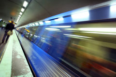 Subway station Stock Images