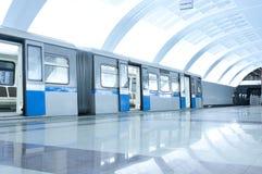Subway station Stock Images