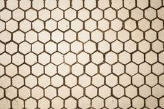 Subway tile background royalty free stock images