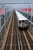 Subway trains Stock Image