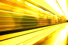Subway. Underground station Stock Photography