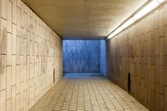 Subway underpass Royalty Free Stock Images