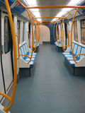 Subway wagon Stock Image