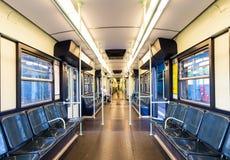 Subway wagon Stock Photo
