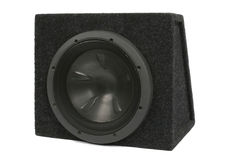 Subwoofer Foto de Stock Royalty Free