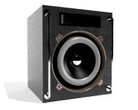 Subwoofer Fotos de Stock